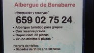 albergue_benabarre_horario_visitas