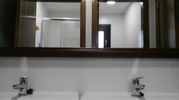 Baño en las habitaciones